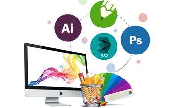 2d design logo