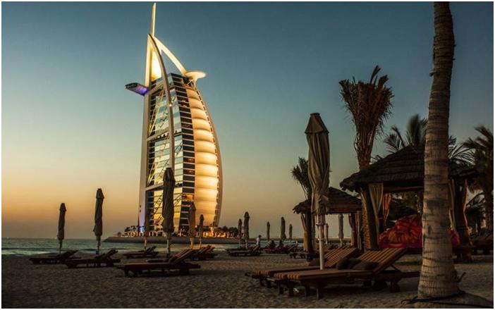 Dubai is the best destination in winters